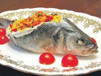 Рыба с овощами — Газета Рыбак — Рыбака №4/2017