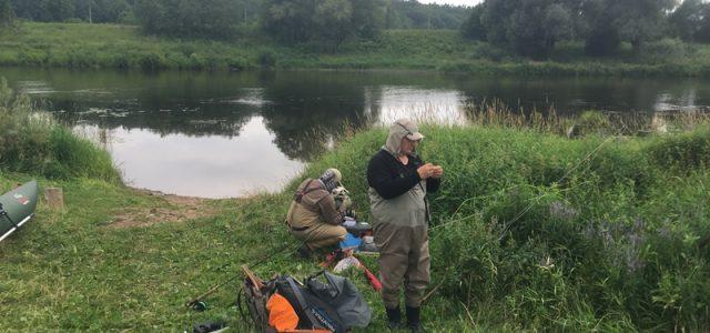 """Самый главный плюс """"голавлиной рыбалки"""" — можно научиться ловить голавля новичку нахлыстом"""