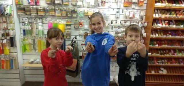 Очередные детские повязушки пройдут в воскресенье 24 февраля в 12-00
