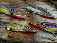 Каждый вторник мы вяжем нахлыстовые мушки, в этот раз вяжем лососевый стимер