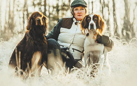 Заводите собаку ради собаки, а не ради охоты